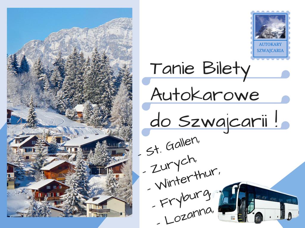 tanie autobusy do szwajcarii przez internet